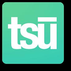 social networking tsu logog